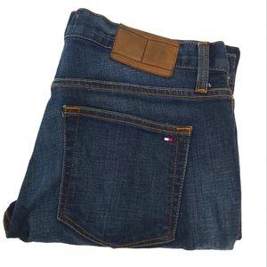 Tommy Hilfiger Men's Slim Straight Jeans sz 34